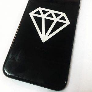 гравировка на iphone