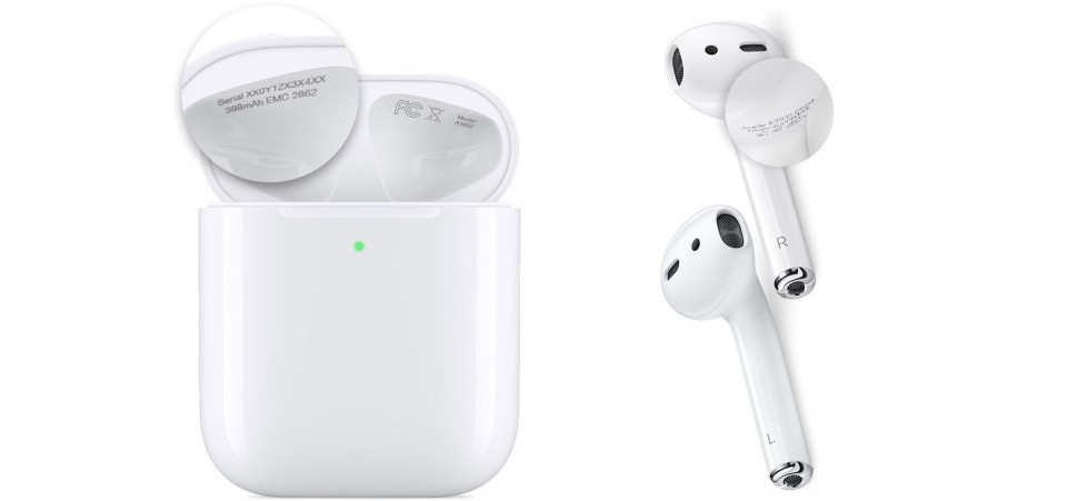 269.970 - Гравировка Airpods