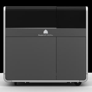 3D печать на projet 2500