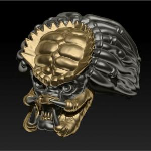 3д моделирование кольца