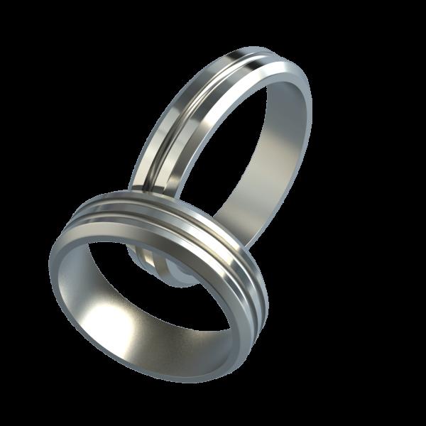 Обручальное Кольцо 4