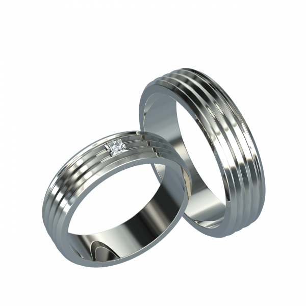 Обручальное Кольцо 11