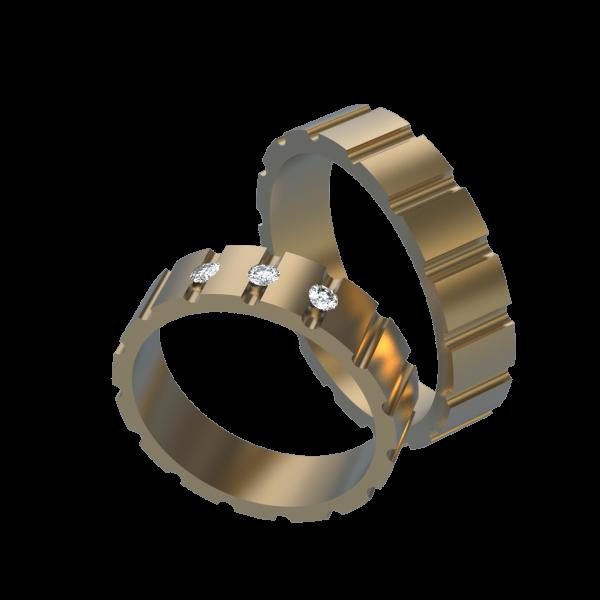Обручальное Кольцо 12