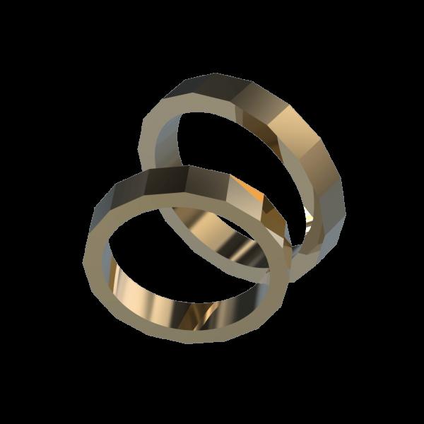 Обручальное Кольцо 15