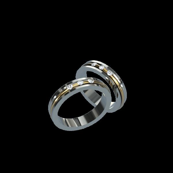 Обручальное Кольцо 16