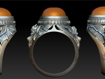 3д моделирование кольца на заказ 370x278 - Блог