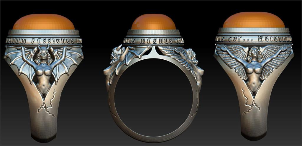 3д моделирование кольца на заказ - В чем особенности печати деталей на 3D принтере?