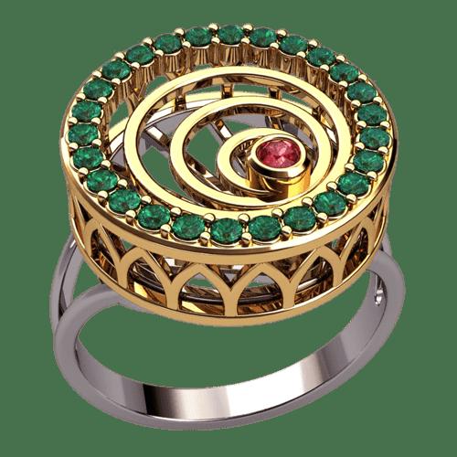 3377.970 - Как восковки используются в ювелирных изделиях