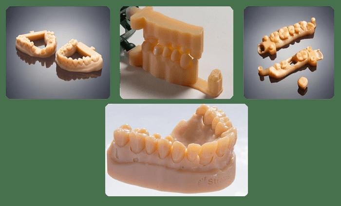 коронок и мостов веб - В каких сферах могут понадобится услуги 3D печати