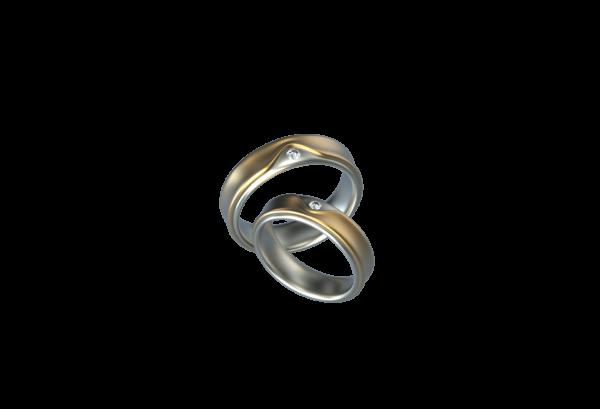 Обручальное Кольцо 348