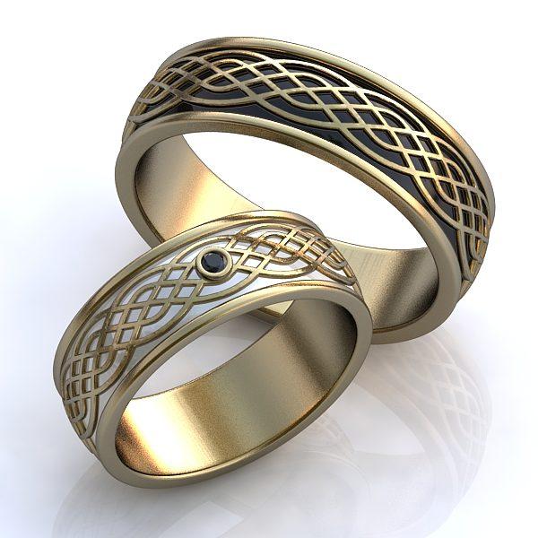Обручальные Кольца 505