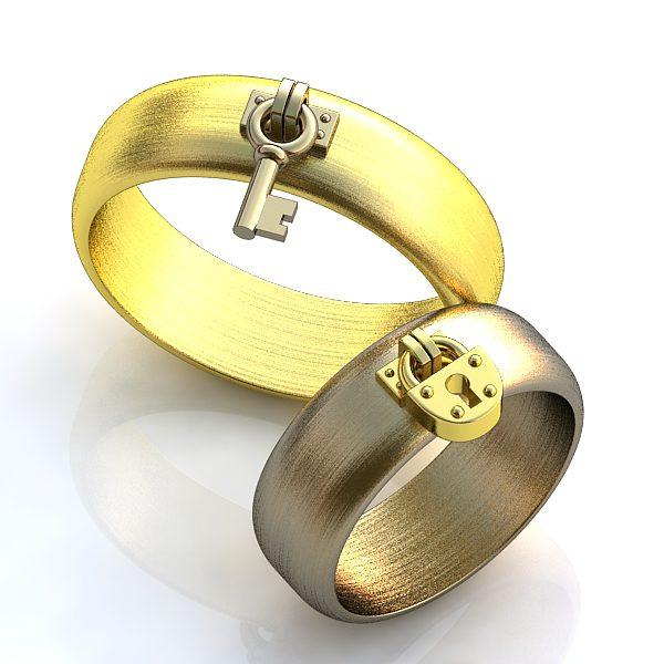 Обручальные Кольца 508