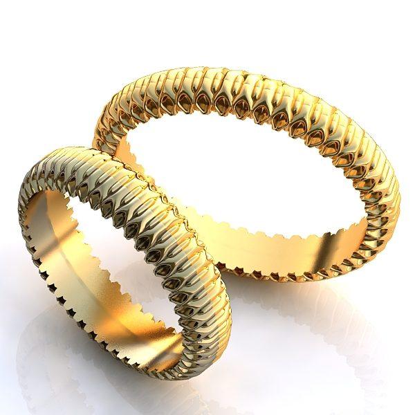 Обручальные Кольца 618