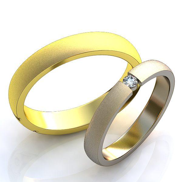 Обручальные Кольца 1057