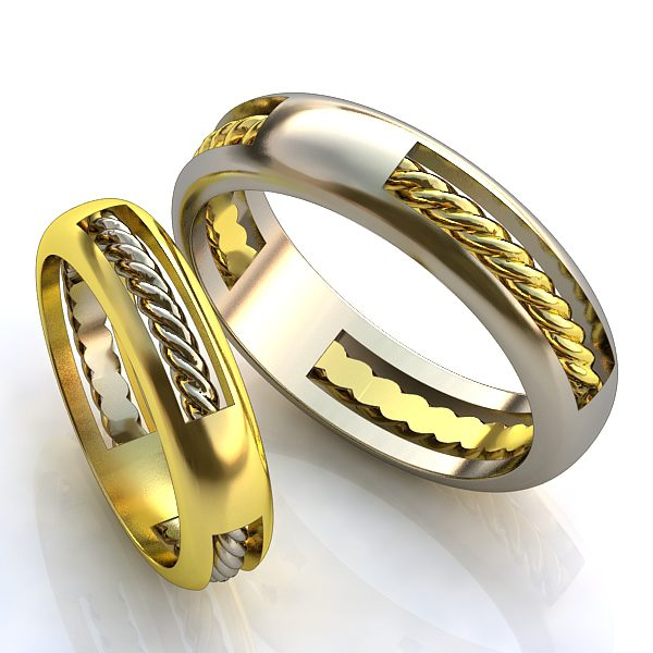 Обручальные Кольца 1059