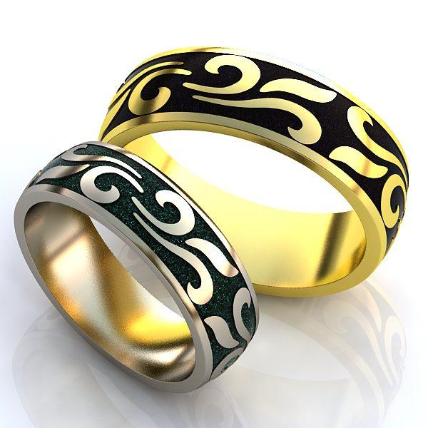 Обручальные Кольца 1064