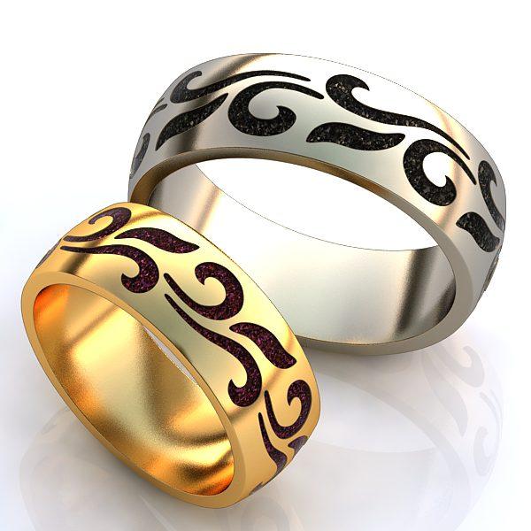 Обручальные Кольца 1066