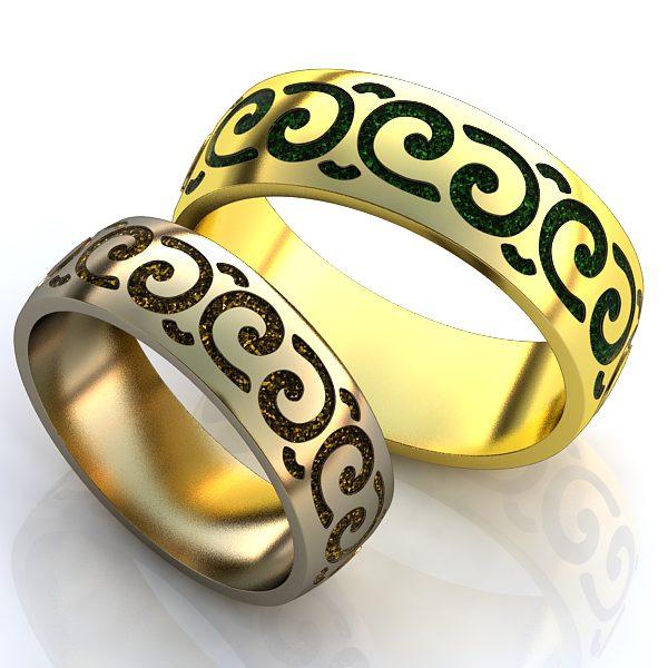 Обручальные Кольца 1068