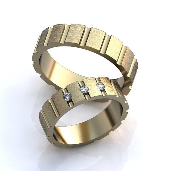 Обручальные Кольца 12