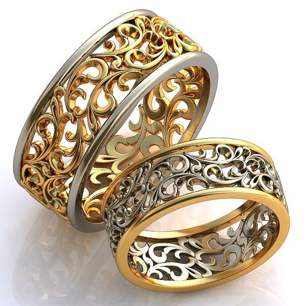 Обручальные Кольца 1260