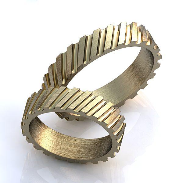 Обручальные Кольца 14