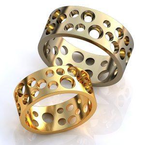 Обручальные Кольца 1501
