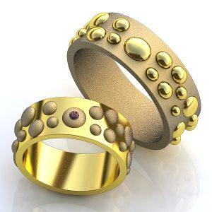 Обручальные Кольца 1502
