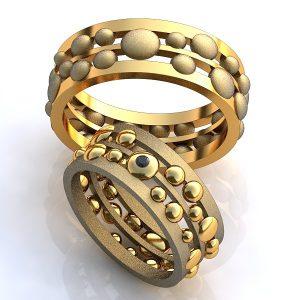 Обручальные Кольца 1503