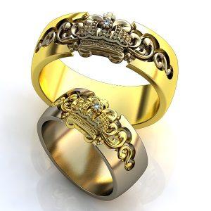 Обручальные Кольца 1510