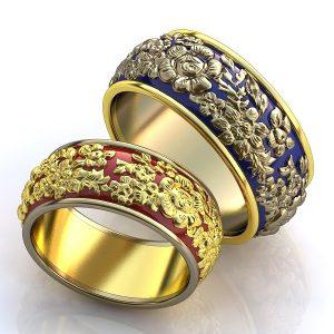 Обручальные Кольца 1515