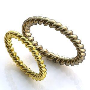 Обручальные Кольца 1516