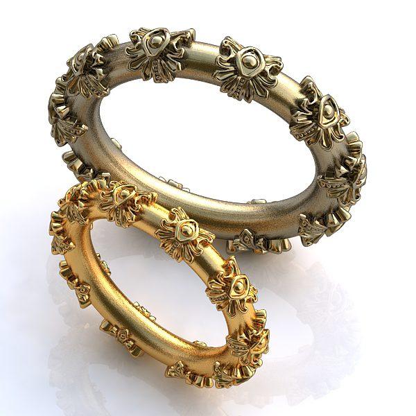 Обручальные Кольца 1653