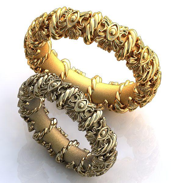 Обручальные Кольца 1654