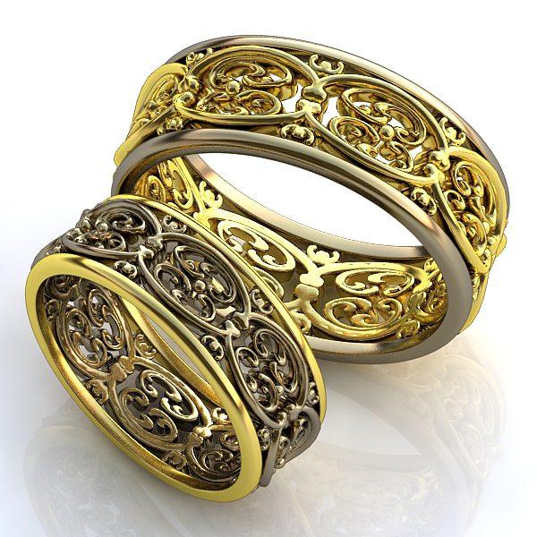 Обручальные Кольца 1680