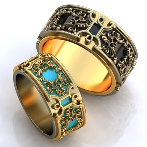 Обручальные Кольца 1699