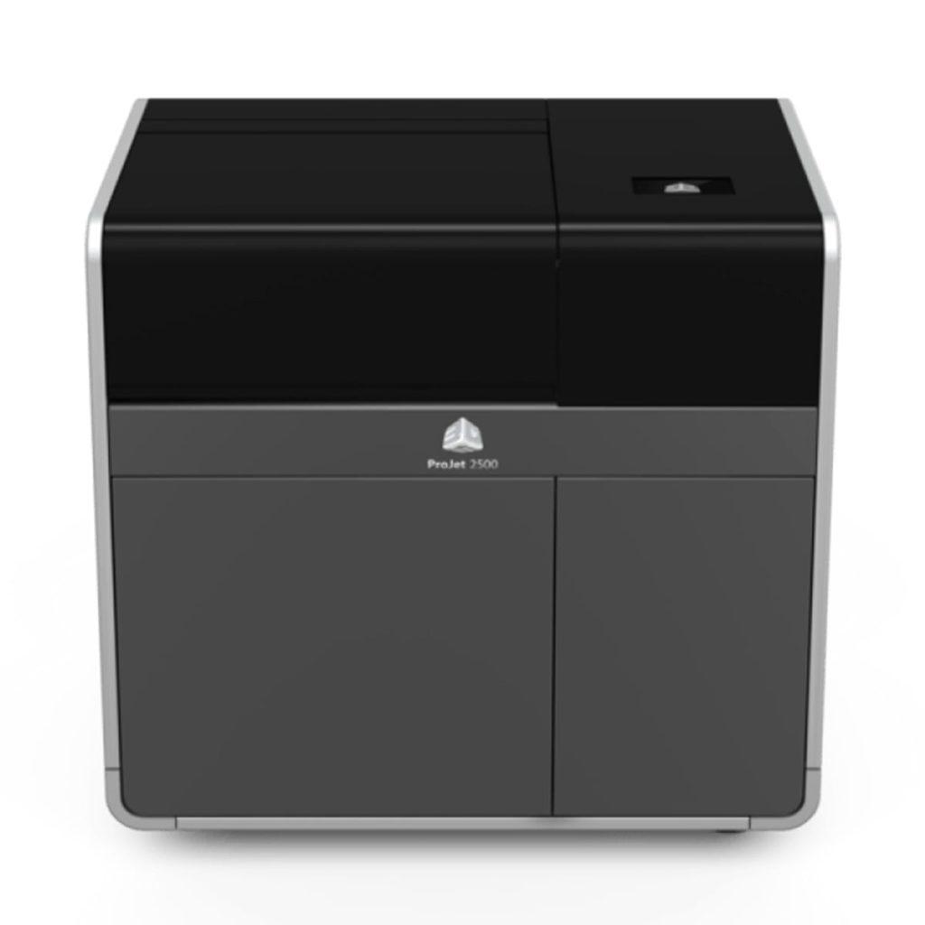 3д принтер ProJet 2500 1 min 1024x1024 - Особенности печати изделий на 3D принтере?